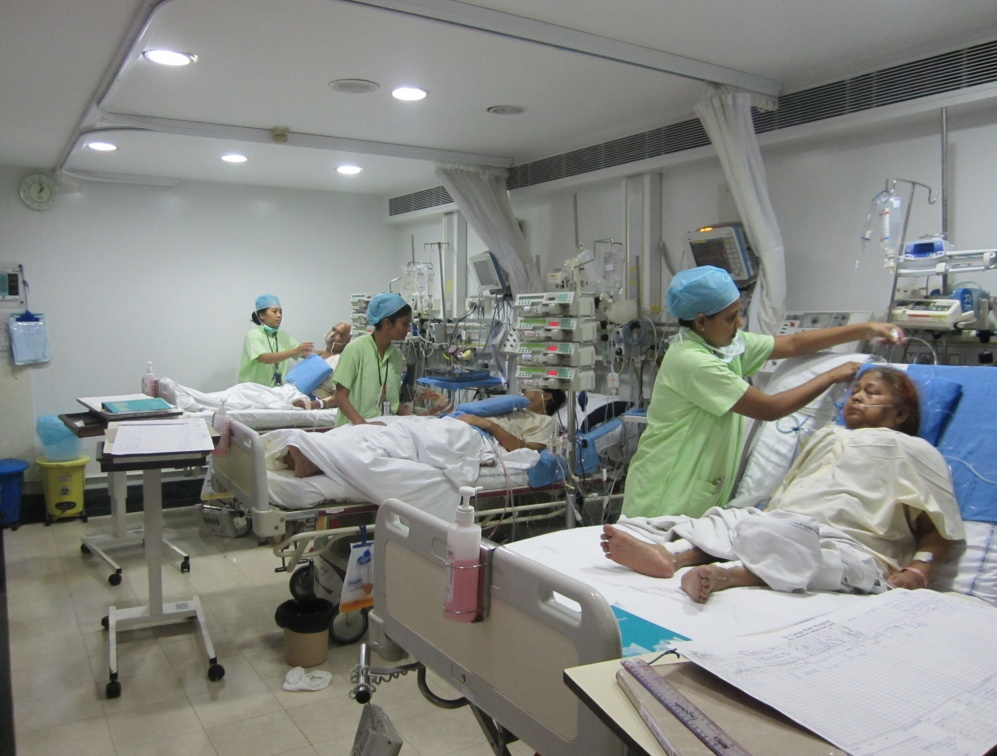 Sir Ganga Ram Hospital - Cardiac Anaesthesia